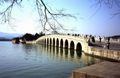China - Summer Palace, an Imperial Garden in Beijing