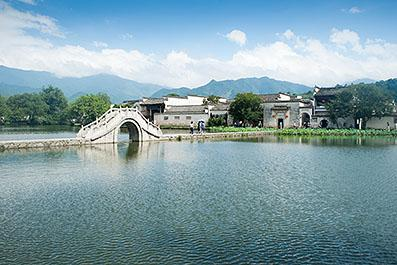China - Ancient Villages in Southern Anhui, Xidi and Hongcun