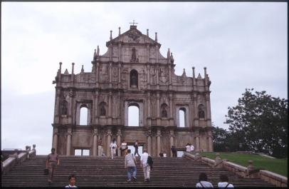 China - Historic Centre of Macao