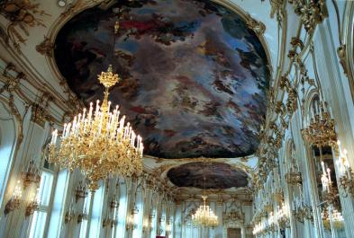 Austria - The Palace and Gardens of Schonbrunn