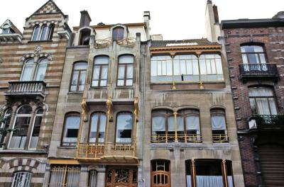 Belgium - Major Town Houses of the Architect Victor Horta (Brussels)
