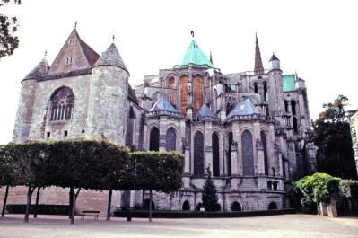 France - Chartres Cathedral