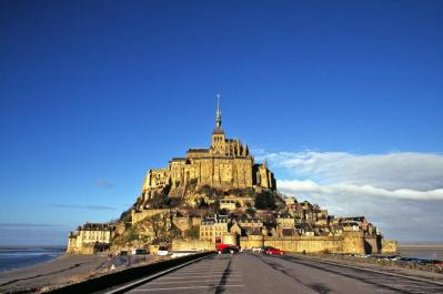 France - Mont-Saint-Michel and its Bay